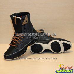 Высокие кроссовки Reebok EASYTONE TOO TRENDY BLACK, j90634. Размер 37. 5
