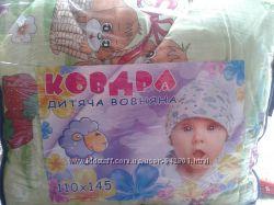 Одеяла в бязи детские