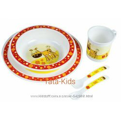 Набор детской посуды пластиковый Canpol, арт. 4. 401