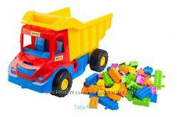 Multi truck грузовик с конструктором, арт. 39221