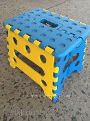 Продам новый детский стул складной пластиковый