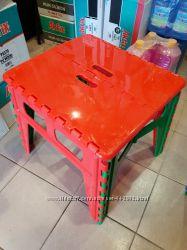 Стол детский складной пластиковый