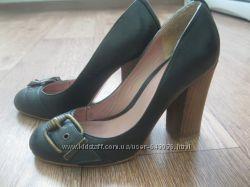 туфли из натуральной кожи р35