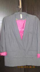 продам пиджак серый