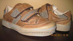 полуботинки Impidimpi 28 размер коричневые