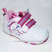 Кросовки детские для девочки