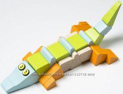 Деревянные игрушки Кубика