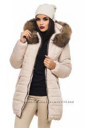 куртка зима барбара для женщин в размере 44-56