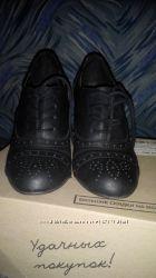Продам туфли Nev look  36 р, ц вет графит