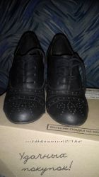 Продам туфли Nev look  36 р, ц вет графи кешт