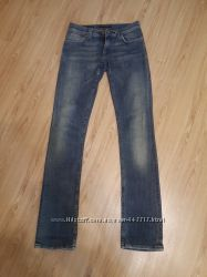 женские джинсы Nudie Jeans. Made in Italy