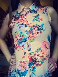 Стильная, модная блузка, рубашка zara