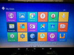 Android tv приставка V88 4К TV BoxAndroid 4. 4 Smart TV Box Wi-Fi новая