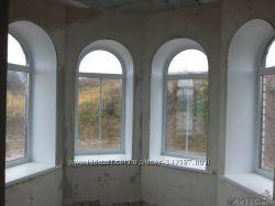 Метало-пластиковые окна, двери и балконные рамы
