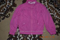 ветровочка розовая H&M