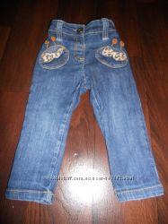 джинсы на девочку разных размеров и разных расцветок