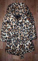 Абалденная курточка леопард. Очень круто смотрится.