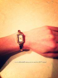 Позолоченные женские часы raucci оригиналШвейцария