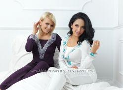 Элитная одежда для дома и сна VANILLA