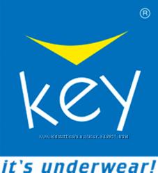 Белье KEY для всей семьи