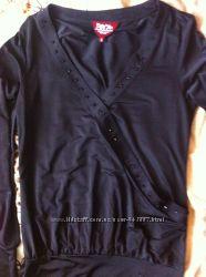 Нарядная и очень приятная к телу блуза Eight Sin