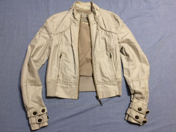 Куртка бомпер River Island  и пальто Original Marines