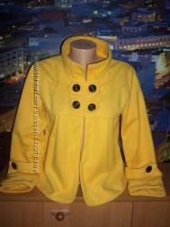 демисезонное полу-пальто, 42 размера