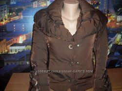 Стильная куртка, пуховик