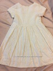 Платье jacadi франция 4-6 лет нереальной красоты