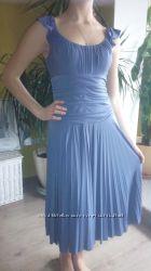 Bessini платье лавандовое размер S M