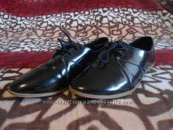 Туфли лакерованные