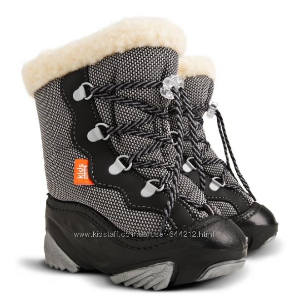 Зимние сноубутсы demar