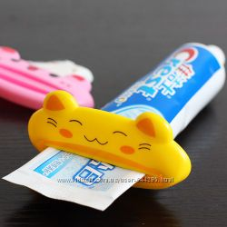 Выжималки для тюбиков, зубной пасты и крема