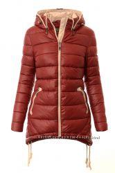 Куртка пуховик на зиму женский
