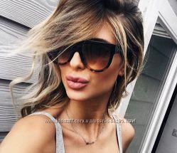 Солнцезащитные очки в стиле Селин Сeline