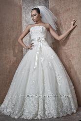 Свадебное платье из салона Кокос
