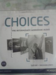 Choices Pre-intermediate диск
