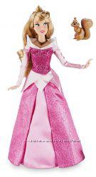 Классические принцессы Дисней - кукла принцесса Аврора с питомцем