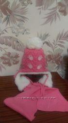 Продам комплект с шарфом Polino