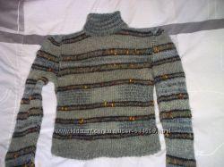 свитера ручной вязки в ассортименте
