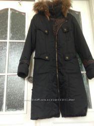 Пальто зимове на сінтіпоні
