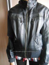 Куртка на девушку, кож зам, 42 - 44р.