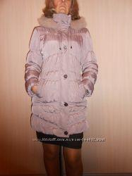 Куртка зимняя в отличном состоянии 44 - 46р.