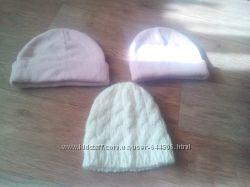 шапки розового цвета