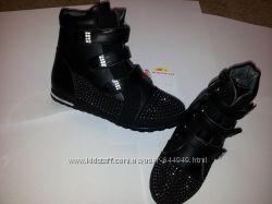 Ботинки на подкладке
