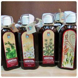Натуральные лечебные шампуни ТМ Авиценна