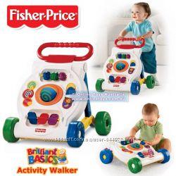 ходунки Fisher Price