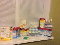 Бутылочки для кормления Playtex, бутылочки для воды, Avent