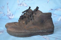 Кожаные ботинки Naturino размер 31 стелька 20 см