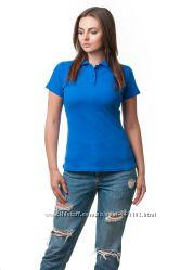 Женская футболка Поло, футболка поло качественная